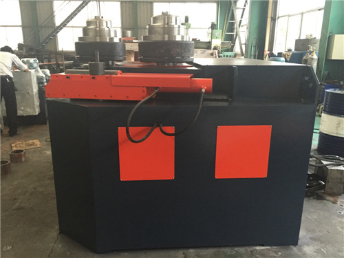 W24 Section Bending Machine